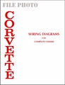 Corvette Wiring Diagrams for Complete Chassis 1953-1976