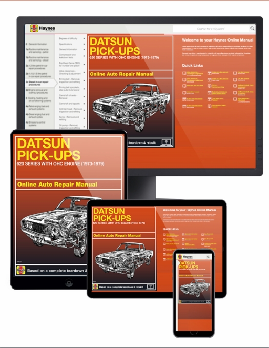 1979 Datsun Pickup Wiring Diagram. . Wiring Diagram on
