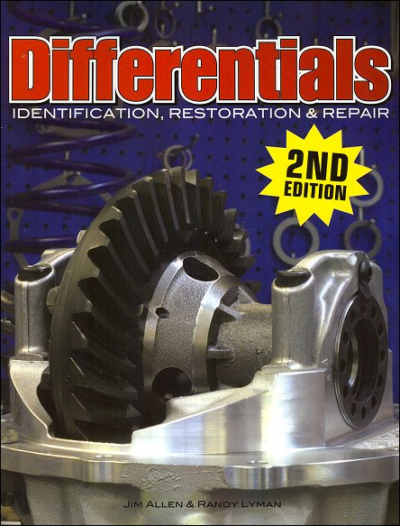 Differentials: Identification, Restoration, Repair 2nd Edition