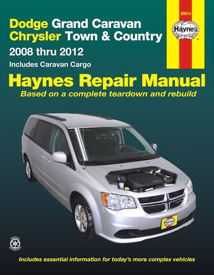 Dodge Grand Caravan Chrysler Town And Country Repair Manual on Dodge Grand Caravan Engine Diagram