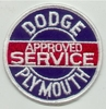 Dodge, Plymouth Factory Service Manuals