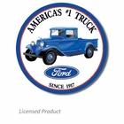 """Ford - America's #1 Truck Since 1917"" Tin Sign"