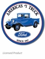 ""\""""Ford - America's #1 Truck Since 1917"""" Tin Sign""93|120|?|en|2|fb818c7fb39f2058cfcef22d571d58bc|False|UNLIKELY|0.3795541226863861
