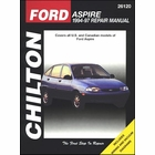 Ford Aspire Repair Manual 1994-1997