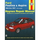 Ford Festiva, Aspire Repair Manual 1988-1997