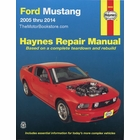 Ford Mustang Haynes Repair Manual 2005-2014