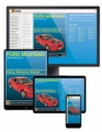Ford Mustang Online Service Manual, 2005-2014