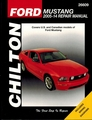 Ford Mustang Repair Manual 2005-2014