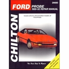 Ford Probe Chilton Repair Manual 1989-1992