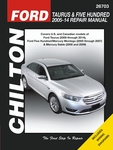 Ford Taurus / Five Hundred Chilton Repair Manual: 2005-2014