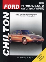 Ford Taurus, Mercury Sable Repair Manual 1996-2007