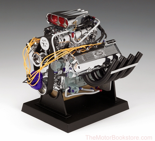 diecast engine