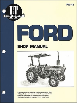 Ford 2910 Tractor Wiring Diagram 32 S. Ford Tractor Repair Manual Models 2810 2910 3910 27. Ford. 5030 Ford Tractor Starter Wiring Diagrams At Scoala.co