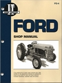 Ford Tractor Repair Manual Models 2N, 8N, 9N
