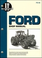 Ford Tractor Repair Manual TW-5, TW-15, TW-25, TW-35