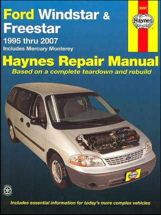 windstar 2003 ford windstar manuals diy repair manuals. Black Bedroom Furniture Sets. Home Design Ideas