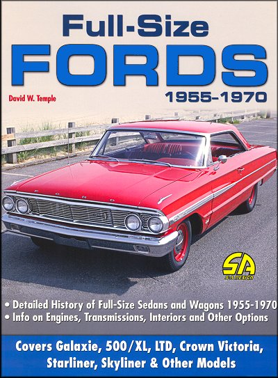 Full-Size Fords 1955-1970