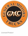 """General Motors GMC Trucks\"" Tin Sign"