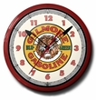 Gilmore Gasoline Neon Clock: High Quality, 20 Inches
