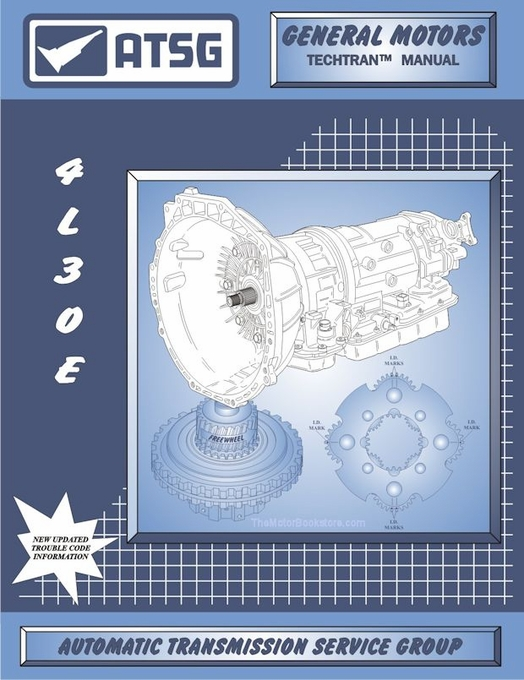 GM 4L30E Transmission Rebuild Manual: 1990-2003