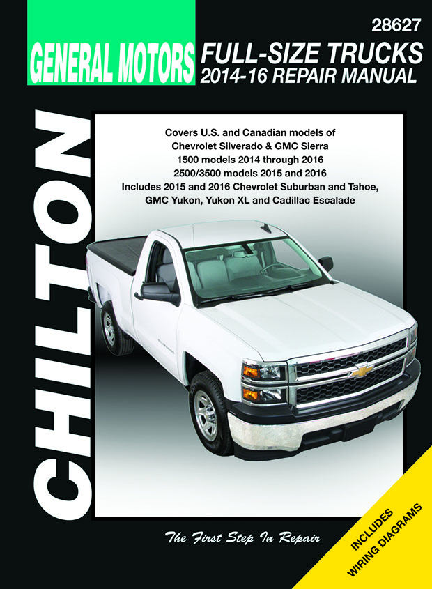 Chevrolet Gmc Repair Manuals For Pickup Trucks And Suvsrhthemotorbookstore: Gmc General Trucks Wiring Diagram At Gmaili.net