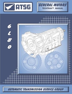Gm automatic transmission rebuild manuals gm thm 6l80 e transmission rebuild manual 2006 up publicscrutiny Image collections
