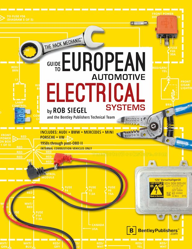 European Automotive Electrical Systems Guide How To Diagnose Repair