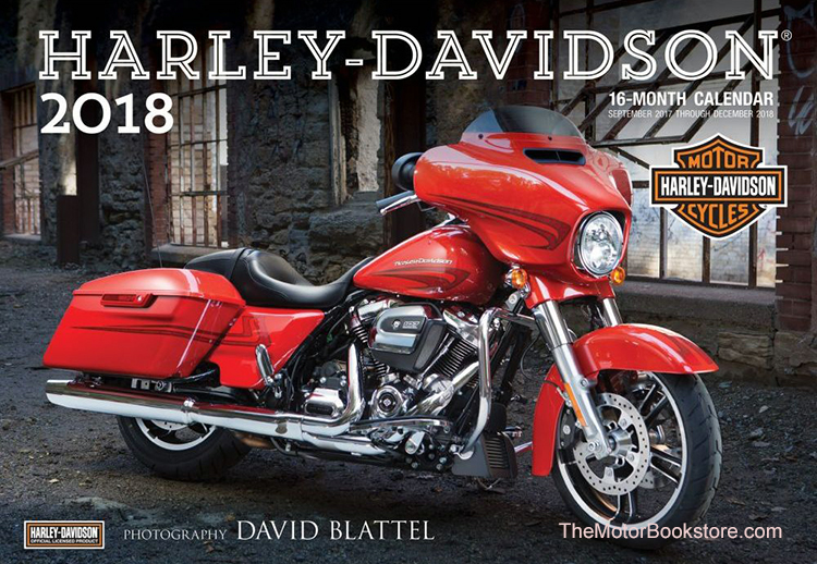 harley davidson 2018 calendar isbn 9780760352779. Black Bedroom Furniture Sets. Home Design Ideas