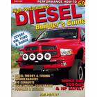 High Performance Diesel Builder's Guide
