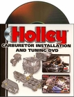 Holley Carburetor Installation and Tuning DVD