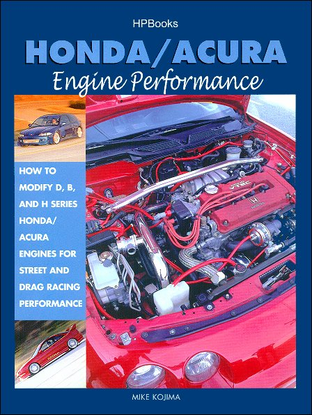 Honda, Acura Engine Performance