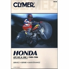 Honda ATC185, ATC200 ATV Repair Manual  1980-1986