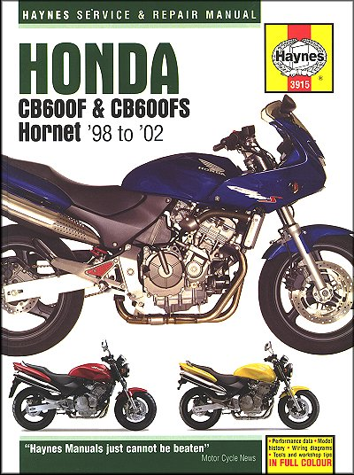 MANUAL COM HONDA CB600F PDF DOWNLOAD