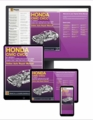 Honda Civic 1300 & 1500 CC CVCC Online Service Manual, 1980-1983