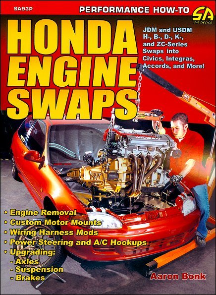 Honda Engine Swaps: Civics, Integras, Accords