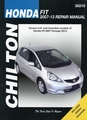 Honda Fit Repair Manual: 2007-2013