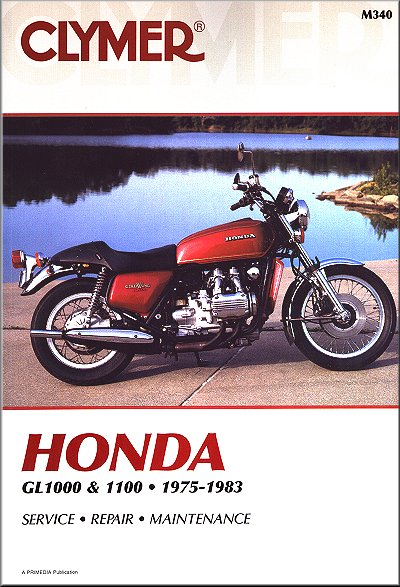 Honda Goldwing GL1000, GL1100 Repair Manual 1975-1983 | Clymer on snowmobile wiring diagram, cr wiring diagram, avalon wiring diagram, accessories wiring diagram, gl1200 wiring diagram, cb1100 wiring diagram, fjr wiring diagram, sci-fi wiring diagram, service wiring diagram, crf wiring diagram, phantom wiring diagram, renegade wiring diagram, honda wiring diagram, gl1500 wiring diagram, cmx250c wiring diagram, norton wiring diagram, motorcycle wiring diagram, gl1100 wiring diagram, crf450r wiring diagram, st wiring diagram,