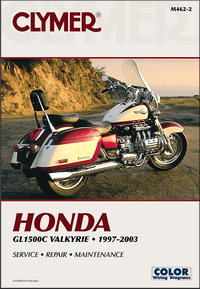 Honda Valkyrie Service & Repair Manual 1997-2003 - Clymer M462-2 on honda valkyrie schematics, honda valkyrie headlight, triumph speed triple wiring diagram, honda valkyrie frame, suzuki wiring diagram, yamaha warrior wiring diagram, honda valkyrie battery, honda valkyrie exhaust, honda valkyrie engine, honda valkyrie parts, honda valkyrie maintenance schedule, honda valkyrie brochure, honda valkyrie cover, kawasaki wiring diagram, honda valkyrie regulator, honda valkyrie forum, victory hammer wiring diagram, honda valkyrie ignition coil, honda valkyrie specifications, honda valkyrie seats,