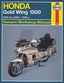 Honda Gold Wing GL1500 Repair Service Manual 1988-2000