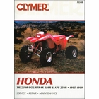 Honda TRX250R, Fourtrax 250R, ATC250R ATV Repair Manual 1985-1989