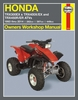 honda trx300 400ex 450r 450er repair manual 1993 2014 20 honda trx300, trx400, trx450, trx450 repair manual 1996 2014  at edmiracle.co