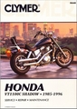 Honda VT1100C Shadow Repair Manual 1985-1996
