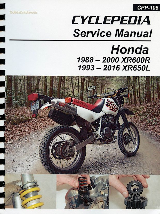 honda xr600r xr650l service manual 1988 2016 15 honda xr600r xr650l service manual 1988 2016 Kawasaki ATV Wiring Diagram at gsmportal.co