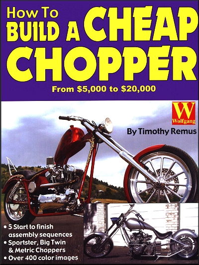 how to build a cheap chopper from  5 000 to  20 000 haynes techbook welding manual Destroyer Flecher Haynes Manual