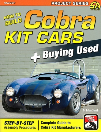 How to Build Cobra Kit Cars