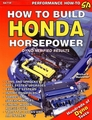 How To Build Honda Horsepower