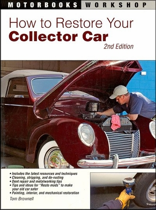 how to restore collector car rebuilding wiring painting etc. Black Bedroom Furniture Sets. Home Design Ideas