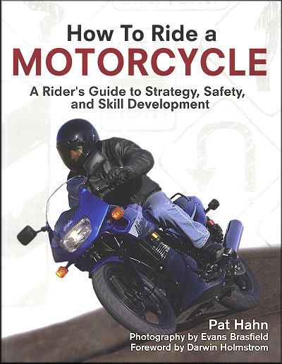 How To Ride a Motorcycle