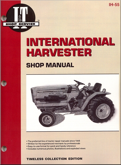 Clymer user manualss online free user manuals toggle navigation workshop manuals array international harvester tractor repair manual by clymer 234 244 254 rh themotorbookstore fandeluxe Gallery