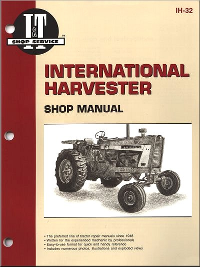 806 international tractor wiring diagram international harvester repair manual by i t 706  756  806  856  international harvester repair manual